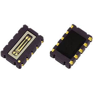 The 10-pad 5032 package Real Time Clock from Golledge