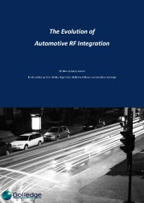 Our Evolution of Automotive RF ebook explains the development of automotive RF technology over the past century.