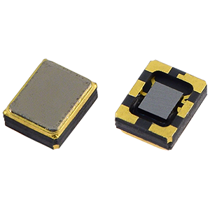 Golledge 6-pad ultra-miniature (vc)tcxo package