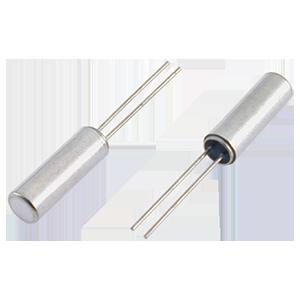 3mmOD x 9mm cylinder crystal