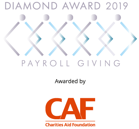 Golledge Electronics are proud to have been awarded the Diamond Payroll Giving Award for the second year it's been running.
